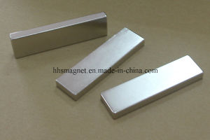 N42sh Neodymium Block Magnet Used in Industrial pictures & photos