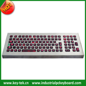 Elf in Dark-Black Military Keyboard
