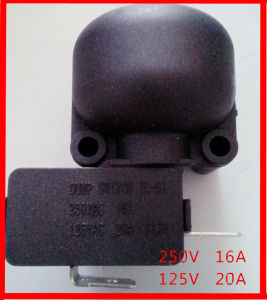 Dump Switch Tip Over Switch Protection Safety Button for Room Heater pictures & photos