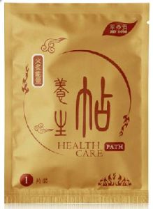 Self Heating Moxibustion Energy Patch (JUN GONG brand) pictures & photos