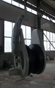 Shandong Haisun Marine Hydraulic Vulcanized Rubber Usual Power Block Btw1-20 pictures & photos
