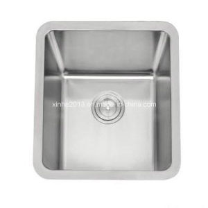 Kitchen Sink, Single Stainless Steel Sink (A03) pictures & photos