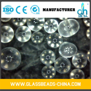 Glass Microspheres Soda-Lime Glass Composition Round Glass Reflective Bead pictures & photos
