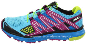 Ladies Women Running Sports Shoes (515-9517) pictures & photos