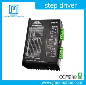 Hybrid 2 Phase Bi-Polar Micro-Stepping Driver DC 24V-80V Stepper Motor Drive pictures & photos