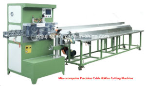 Microcomputer High Precision Cable Cutting Machine pictures & photos