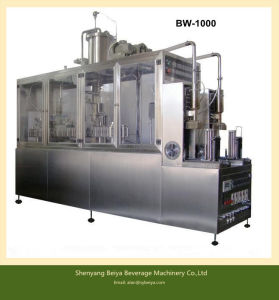 Gable Top Carton Liquid Beverage Filling Machinery (BW-1000) pictures & photos