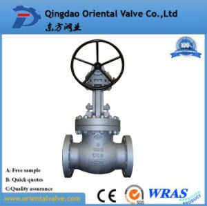 "API 6A UL FM 4"" Inch 3 Inch Flange Wcb Stainless Steel Industrial Gate Valve with Best Price pictures & photos"
