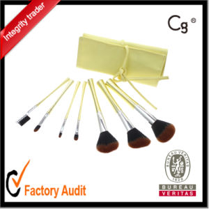 OEM Welcome New Synthetics 7PCS Best Face Makeup Brush Set pictures & photos