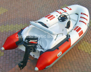 Inflatable Motor Boat Rib Boats Prices pictures & photos