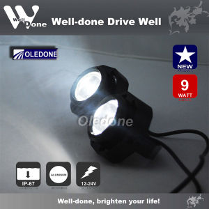 IP67 9W LED off Road Light (513)