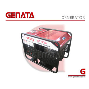 No. 42 Honda Engine V-Twin Cylinder Gasoline Gernerator Sets
