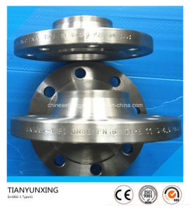 En1092-1 B1 Carbon Steel P265gh Weld Neck Flange pictures & photos