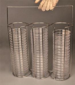 Petri Dish Carrier Rack pictures & photos