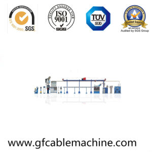 Building Wire Insulated LSZH Outer Sheath Extrusion Production Line pictures & photos