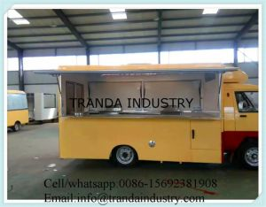 Gasoline Box Booth Buffet Car Rickshaw Hot Dog Truck pictures & photos