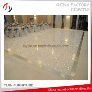 Lacquer Painting Durable Portable Hire Dance Floor Cost (DF-39) pictures & photos