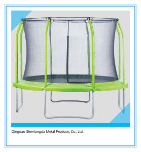 High Quality 10FT Outdoor Trampoline Round Trampoline pictures & photos