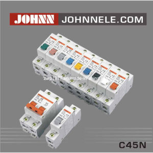 C45n Mini Circuit Breaker for Distribution Board pictures & photos
