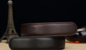Men Leather Ratchet Belts (A5-130701) pictures & photos