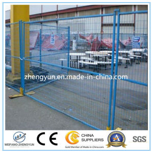 Powder Coated Canada Temporary Fence/ Wire Mesh Fence pictures & photos