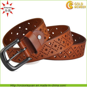 Promotional and Gifts Leather Ladies Belts pictures & photos
