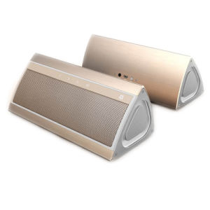 High Quality Metal Finish Mini Portable Bluetooth Wireless Speaker pictures & photos