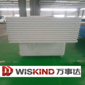 Wiskind High Quality Polyurethane Panel Sandwich pictures & photos
