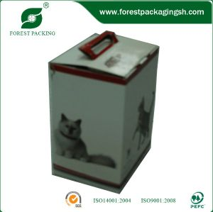 Paper Carton for Pet House Costomized pictures & photos