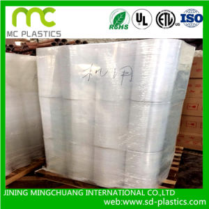 PE/LLDPE Stretch/ Shrink Film for Packaging, Decoration, Wrap pictures & photos