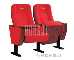 Hot Sale Theatrical Seating, Theater Auditorium Seat Chair Hj100 pictures & photos