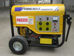 1.8kw Recoil Start Portable Gasoline Generator with Low Price pictures & photos