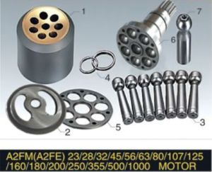 Plunger Pump A2FM (A2FE) Cylinder Block Valve Plate Rexroth Piston Pump Parts pictures & photos
