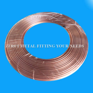 50 Meters Soft Annealed Air Conditioner Copper Tube pictures & photos