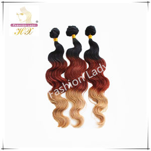 Brazilian Popular 6A Grade Ombre Human Extension Hair (Ombre-BR-01)