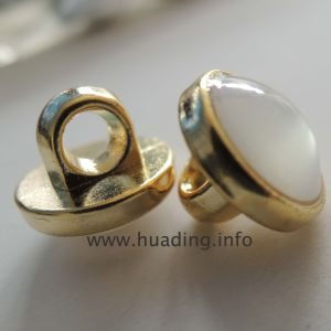 Plastic Sewing Button with Jewelry (B990) pictures & photos