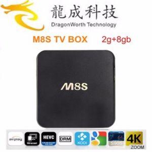 2016 Original Amlogic M8s S812 Android 4.4 TV Box pictures & photos