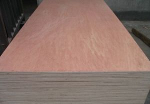 Best Price 3mm Commercial Plywood with Poplar Core pictures & photos
