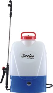 20L Electtric Battery Farming Garden Knapsack Plastic Sprayer (SL-20A-02)