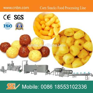 Puffed Corn Snacks Making Machine pictures & photos