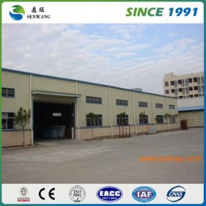 Energy Saving Environmental Protection Steel Structure Warehouse pictures & photos