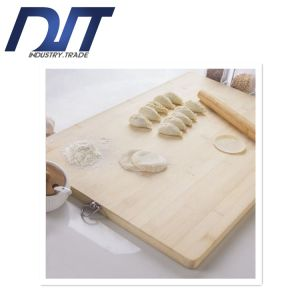 Natural Thickening Bamboo Chopping Board with Custom Logo pictures & photos
