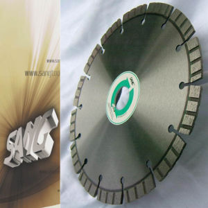 Diamond Turbo Laser Blade for Construction pictures & photos