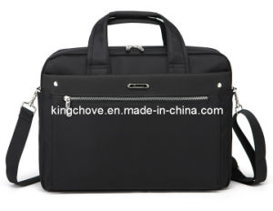 Latest New Nylon with Long Shoulderstrap Computer Handbag (KCM23) pictures & photos