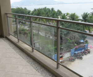 Anti Corrosion Outdoor Stainless Steel Balcony Handrail Fence/Railing Fence/Railings pictures & photos