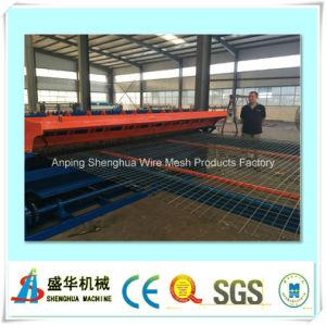 Galvanized Welded Mesh Panel Machine (wire diameter: 2.5-12mm) pictures & photos