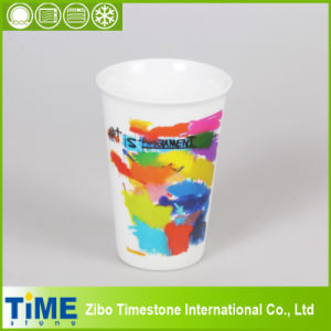 High Durable Porcelain Takeaway Coffee Cup (001) pictures & photos