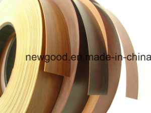 PVC Edge Banding, PVC Profile, PVC Edge Banding Tape pictures & photos