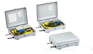 FTTH 48 Cores Fiber Optic Termination Box (AS-ODF-FDB-48A) pictures & photos