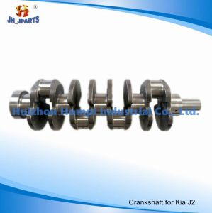 Crankshaft for KIA J2 K2700 Ok65A-11-301j 0k65A-11-301k pictures & photos